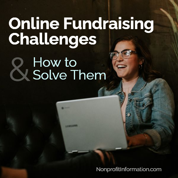 Online Fundraising Challenges